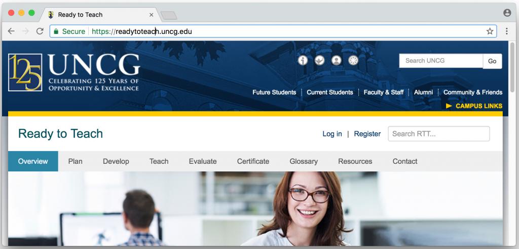 screenshot of internet browser displaying one tab
